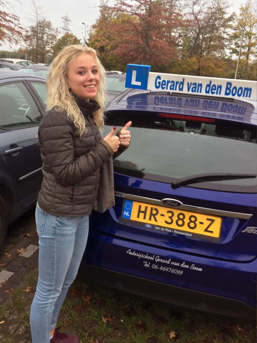 Danique van Hooff
