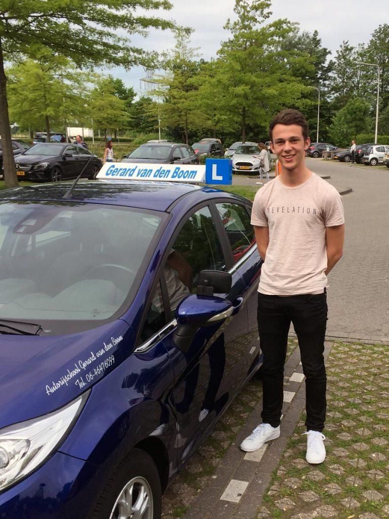 Tim van Driesum